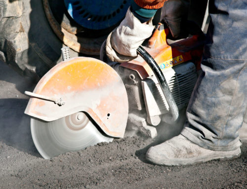 Concrete Saw Blades: Wet Cutting vs. Dry Cutting