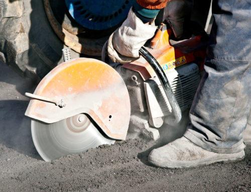 Concrete Saw Blades: Wet Cutting vs. Dry Cutting